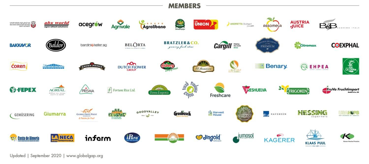 Supplier Producer Members